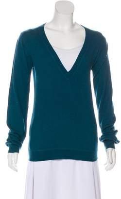Alexander Wang Cashmere V-Neck Sweater