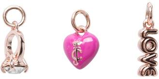 Juicy Couture Couture Yourself Juicy Love Charm Set