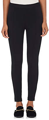 Barneys New York Women's Ponte Legging Pants - Black