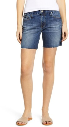 AG Jeans Becke Cutoff Denim Shorts