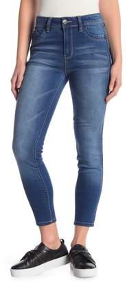 YMI Jeanswear Outerwear Luxe Lift High Rise Ankle Jeans
