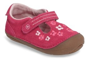Infant Girl's Stride Rite Soft Motion(TM) Tonia T-Strap Mary Jane $42 thestylecure.com
