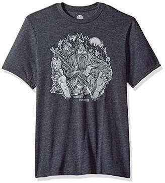 Element Men's Art T-Shirts Heathered Colors
