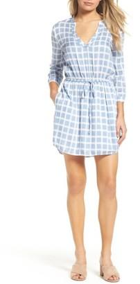 Women's Bb Dakota Daniella Plaid Shirtdress $90 thestylecure.com