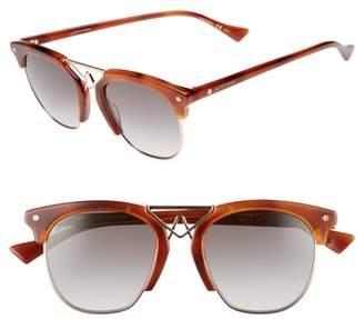 Altuzarra 51mm Round Sunglasses