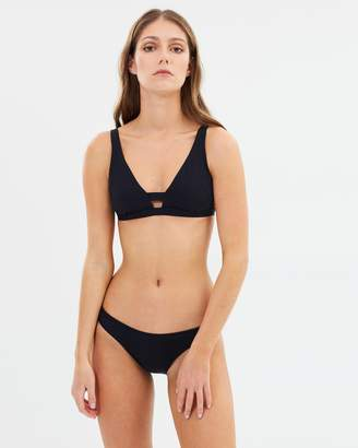 Seafolly Active High Cut Bikini Bottoms