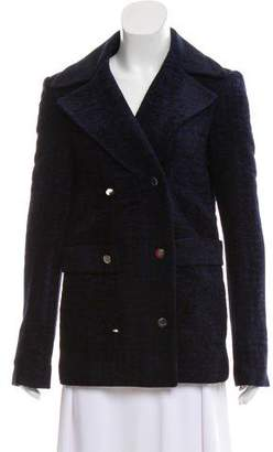 The Row Structured Patterned Jacket