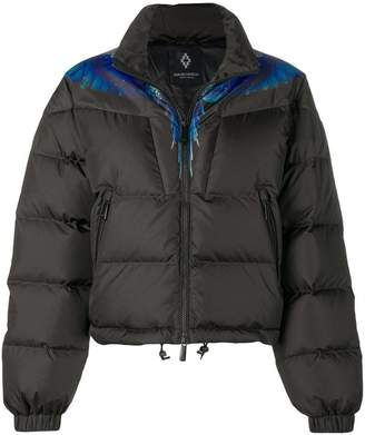 Marcelo Burlon County of Milan hooded puffer jacket