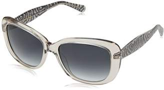 Vera Wang Women's V412 Square Sunglasses