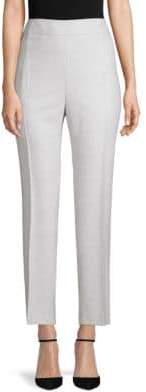 Akris Stretch Wool Ankle Trousers