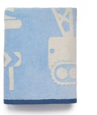 Kassatex Kassa Kids Construction Bath Towel