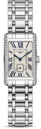 Longines DolceVita Diamond Watch, 20.5mm