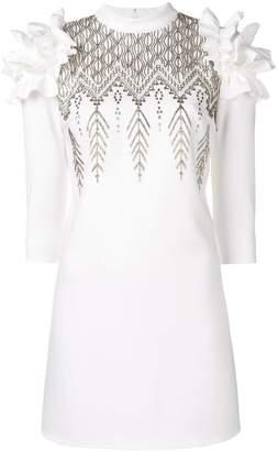 Elisabetta Franchi short party dress