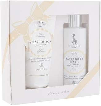 Baby Essentials Sophie La Girafe Hair, Body Wash and Lotion Gift Set