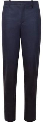Neil Barrett Storm-Blue Slim-Fit Dégradé Virgin Wool-Blend Suit Trousers
