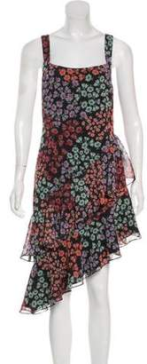 Lovers + Friends Sleeveless Floral Dress