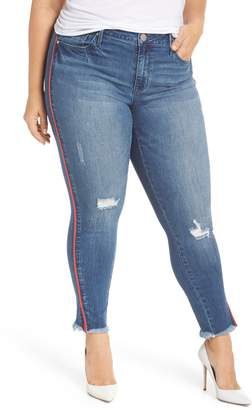 Seven7 Ankle Skinny Jeans