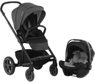 Nuna MIXX(TM) Stroller & PIPA(TM) Lite LX Infant Car Seat Set Travel System