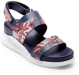 Cole Haan 2.ZER?GRAND Wedge Sandal