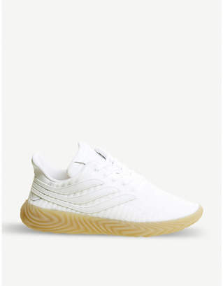 adidas Sobakov ribbed knit trainers