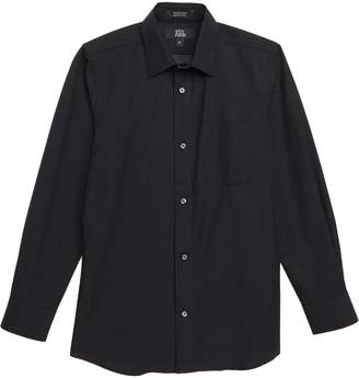 Nordstrom Pin Dot Dress Shirt