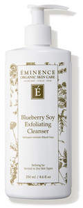 Eminence Organic Skin Care Blueberry Soy Exfoliating Cleanser
