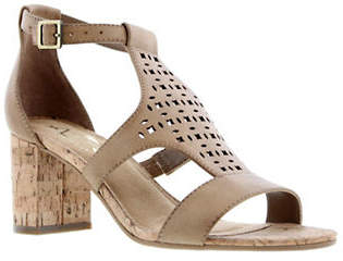 Aerosoles Strap Cutout Sandals