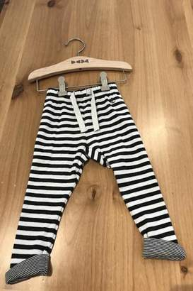 Petit Bateau Striped Soft Pants