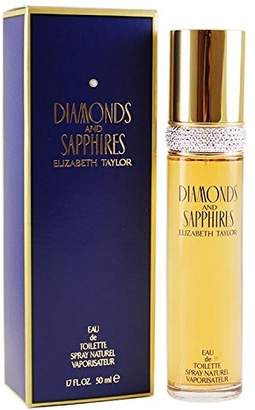 Elizabeth Taylor Diamonds and Sapphires by for Women