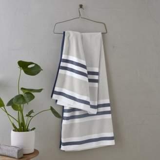 The White Company Sorrento Stripe Beach Towel