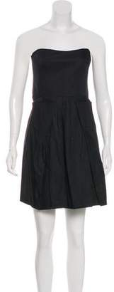 See by Chloe Strapless Mini Dress w/ Tags