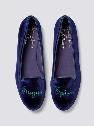 Draper James Jack Rogers x Sugar Spice Loafers