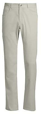 Peter Millar Men's Woven Twill Pants