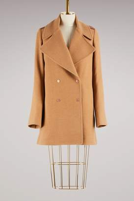 See by Chloe Long coat