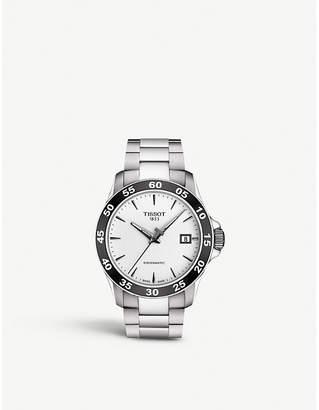 Tissot T106.407.11.031.00 Swissmatic stainless steel watch