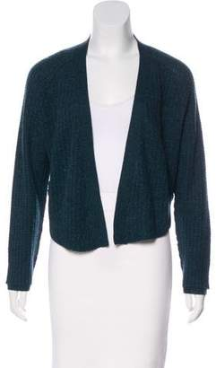 Zadig & Voltaire Open-Front Cashmere Cardigan