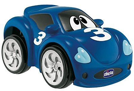 Chicco Turbo Touch Vehicle - Fast Blue