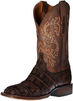 Lucchese Bootmaker Men's Malcolm-Ch Giant Alligator Riding Boot