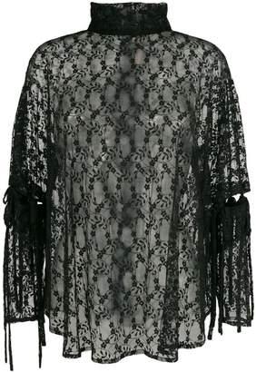 e4469c0760b179 Lace Blouse Bow - ShopStyle Canada