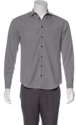 Rag & Bone Gingham Dress Shirt