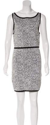 Robert Rodriguez Printed Mini Dress w/ Tags
