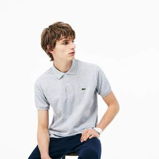 Lacoste Men's Marl Knit L.12.12 Polo