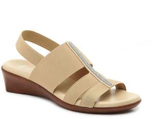 Italian Shoemakers Cache Wedge Sandal - Women's