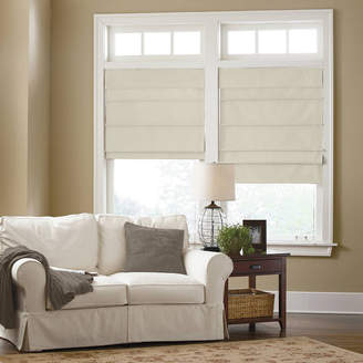 JCPenney JCP HOME HomeTM Custom Cotton Classic Thermal Roman Shade