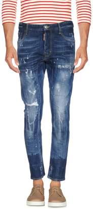 DSQUARED2 Denim pants - Item 42644977IR