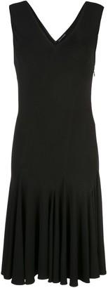Josie Natori stretch viscose dress