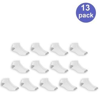 Athletic Works Men's Low Cut Socks 13-Pack