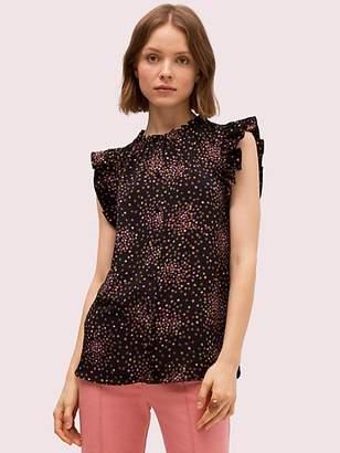 Kate Spade Disco Dots Shell, Black - Size L