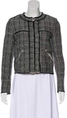 Etoile Isabel Marant Textured Zip-Up Jacket
