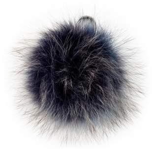 Rebecca Minkoff Fur Pom-Pom Keychain